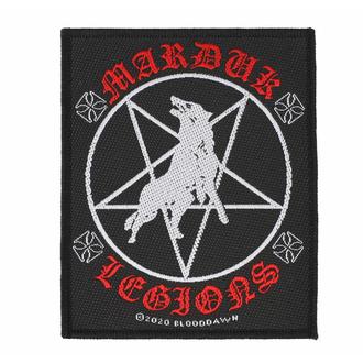 nášivka MARDUK - MARDUK LEGIONS - RAZAMATAZ, RAZAMATAZ, Marduk