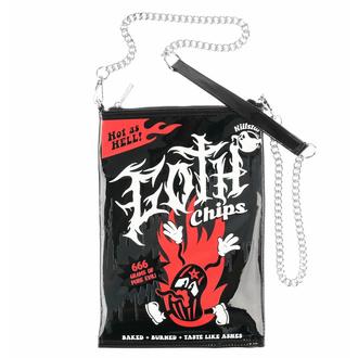 taška (kabelka) KILLSTAR - Goth Chips, KILLSTAR