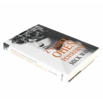 kniha Z lásky oheň pohřební - Biografie skupiny The Doors, NNM
