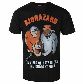 tričko pánské BIOHAZARD - THE VIRUS OF HATE - RAZAMATAZ - ST2390