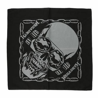 šátek MEGADETH - VIC RATTLEHEAD - RAZAMATAZ, RAZAMATAZ, Megadeth