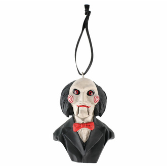 figurka (busta) SAW - Billy Puppet - ORNAMENT - Holiday Horrors, Saw