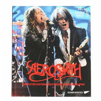 kniha Aerosmith - Richard Bienstock, NNM, Aerosmith