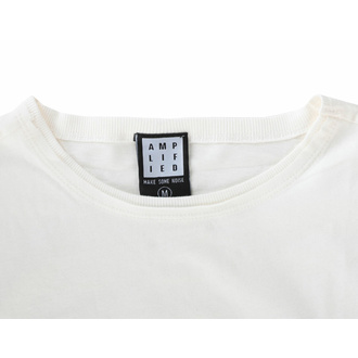 tričko pánské SEX PISTOLS - GOD SAVE THE QUEEN - VINTAGE WHITE - AMPLIFIED, AMPLIFIED, Sex Pistols
