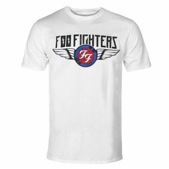 tričko pánské Foo Fighters - Flash Wings - WHT - ROCK OFF, ROCK OFF, Foo Fighters