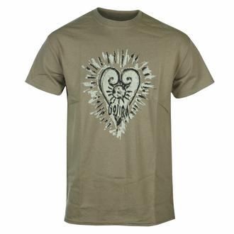 tričko pánské Gojira - Fortitude Heart - DUST - ROCK OFF, ROCK OFF, Gojira