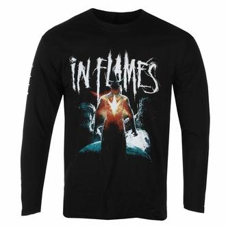 tričko pánské s dlouhým rukávem In Flames - Take This Life - Black - ROCK OFF, ROCK OFF, In Flames