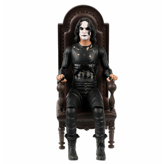 figurka The Crow - Deluxe Action Figure - Eric Draven in Chair SDCC 2021 Exclusive 18 cm, NNM