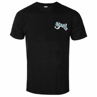 tričko pánské Ghost - Pocket Logo - Black - ROCK OFF, ROCK OFF, Ghost