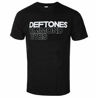 tričko pánské Deftones - Diamond Eyes - Black - ROCK OFF, ROCK OFF, Deftones