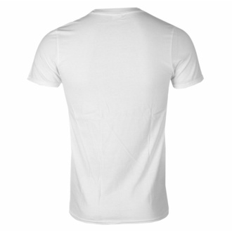 tričko pánské Gojira - Dragons Dwell - White - ROCK OFF, ROCK OFF, Gojira