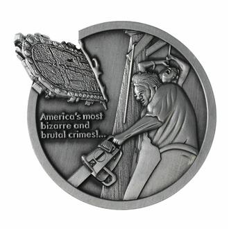 medailon Texas Chainsaw Massacre -  Logo Limited Edition, NNM