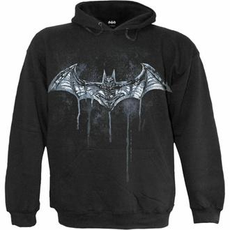 mikina pánská SPIRAL - Batman - NOCTURNAL - Black, SPIRAL, Batman