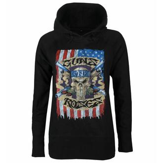 mikina dámská Guns N' Roses - Skull - DRM125444