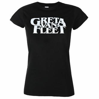 tričko dámské Greta Van Fleet - Logo, NNM, Greta Van Fleet