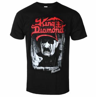 tričko pánské King Diamond - Madness Portrait, NNM, King Diamond