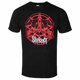 tričko pánské Slipknot - Goats Head Seal - DRM137210