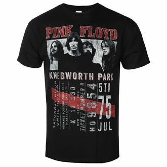 tričko pánské Pink Floyd - Knebworth '75 BL ECO - ROCK OFF, ROCK OFF, Pink Floyd