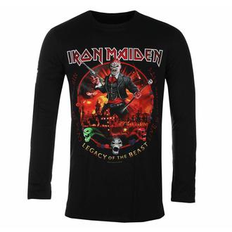 tričko pánské s dlouhým rukávem Iron Maiden - Nights Of The Dead BL - ROCK OFF, ROCK OFF, Iron Maiden