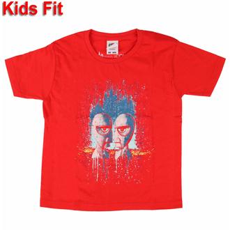 tričko dětské Pink Floyd - Division Bell Drip RED - ROCK OFF, ROCK OFF, Pink Floyd