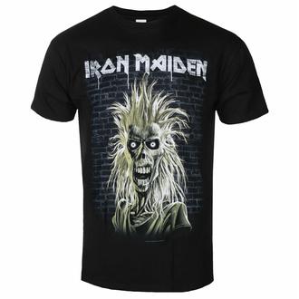 tričko pánské Iron Maiden - Eddie 40th Anniversary BL - ROCK OFF, ROCK OFF, Iron Maiden