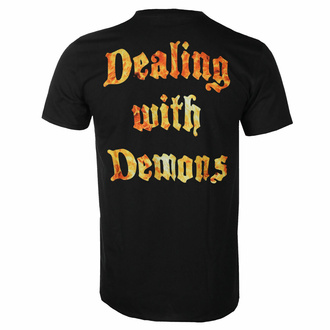 tričko pánské Devildriver - Dealing with Demons - Black - RTDDTSBDEA
