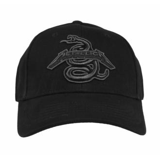 kšiltovka Metallica - Black Album Snake, NNM, Metallica