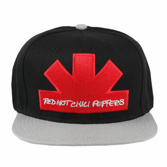 kšiltovka Red Hot Chili Peppers - Asterisk - Black/Heather, NNM, Red Hot Chili Peppers
