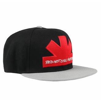 kšiltovka Red Hot Chili Peppers - Asterisk - Black/Heather - RTRHCSBCBHA