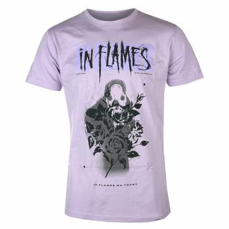 tričko pánské In Flames - Rose Reaper - lila - DRM13780300