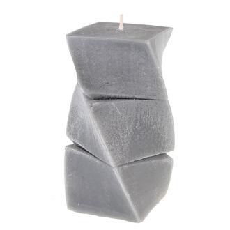 svíčka Spinner - Grey