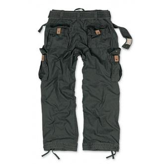 kalhoty pánské SURPLUS - PREMIUM VINTAGE TR. - Black - 05-3597-63