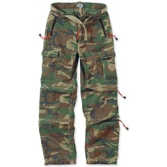 kalhoty SURPLUS - Trekking Trouser - WOODLAND - 05-3595-22