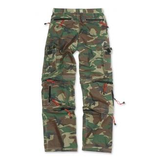 kalhoty SURPLUS - Trekking Trouser - WOODLAND