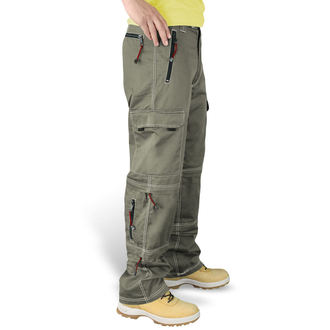 kalhoty SURPLUS - Trekking Trouser - OLIV, SURPLUS