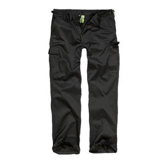 kalhoty pánské SURPLUS - RANGER TROUSER - Black