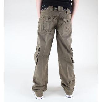 kalhoty dámské SURPLUS - LADIES TROUSER - 33-3587-61 - OLIVE
