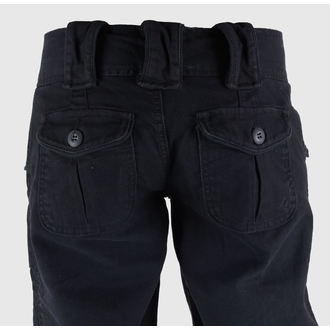 kalhoty dámské SURPLUS - LADIES TROUSER - 33-3587-63 - BLACK