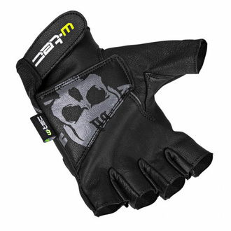 rukavice bezprsté BLACK HEART - W-TEC Wipplar - BLACK, BLACK HEART