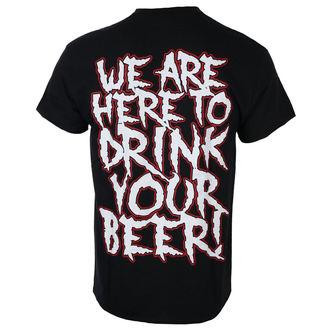 tričko pánské Alestorm - We are here to drink your beer - ART WORX, ART WORX, Alestorm