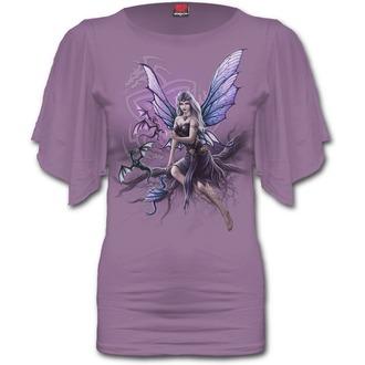 tričko dámské SPIRAL - DRAGON KEEPER - Purple, SPIRAL