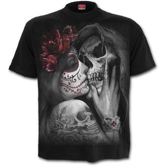 tričko pánské SPIRAL - DEAD KISS - Black, SPIRAL