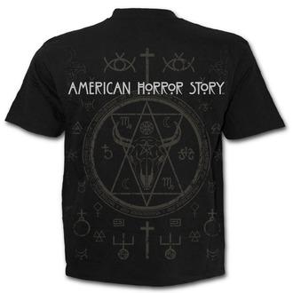 tričko pánské SPIRAL - American Horror Story - COVEN - SNAKEMOUTH, SPIRAL
