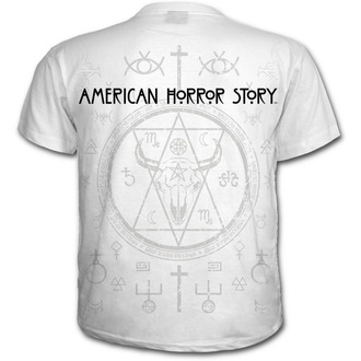 tričko pánské SPIRAL - ASYLUM - WHITE NUN, SPIRAL