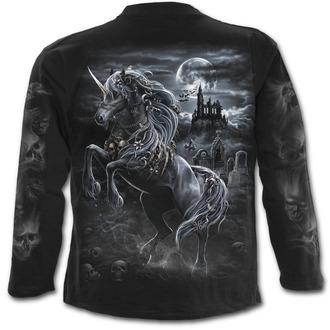 tričko pánské s dlouhým rukávem SPIRAL - DARK UNICORN - L038M301