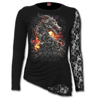 tričko dámské s dlouhým rukávem SPIRAL - KEEPER OF THE FORTRESS, SPIRAL