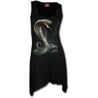šaty dámské SPIRAL - SERPENT TATTOO, SPIRAL