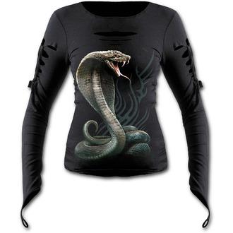 tričko dámské s dlouhým rukávem SPIRAL - SERPENT TATTOO, SPIRAL