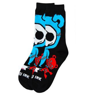 ponožky unisex AKUMU INK - The Culprit - 14S02