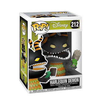 figurka Nightmare before Christmas - POP! - Harlequin Demon, NIGHTMARE BEFORE CHRISTMAS